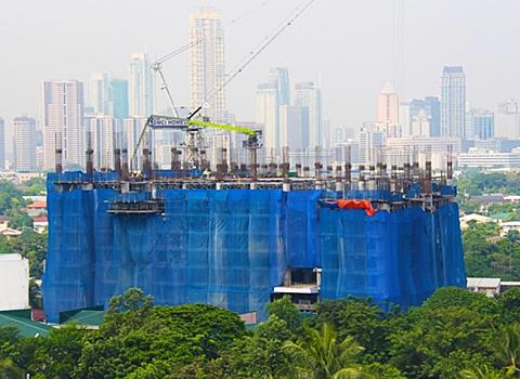 ブリオ 建設状況