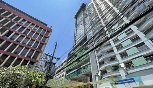 シタディーン・ベナビデス建設進捗状況(2021年4月)